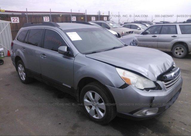 Inventory #242514244 2010 Subaru OUTBACK