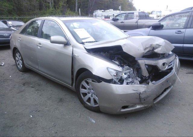 Inventory #215808353 2007 Toyota CAMRY NEW GENERAT