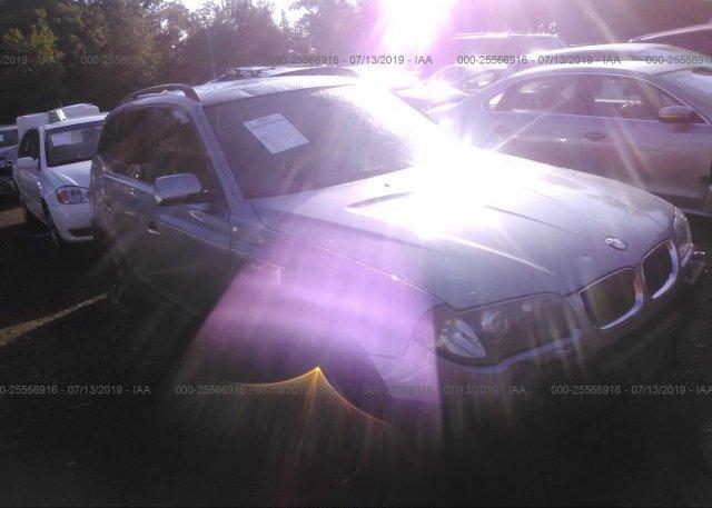 Inventory #948785555 2004 BMW X3