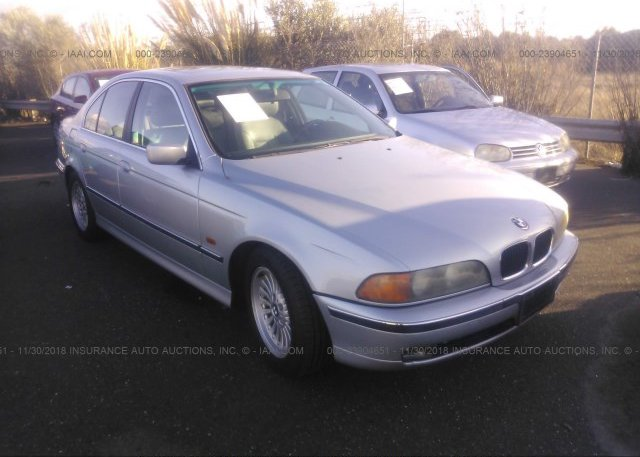 Inventory #408103151 1997 BMW 528