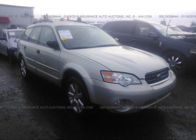 Inventory #808188096 2006 Subaru LEGACY