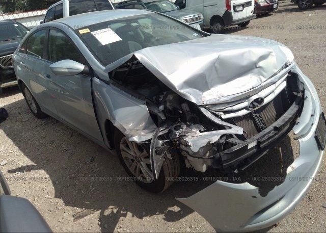Inventory #221204184 2013 Hyundai SONATA
