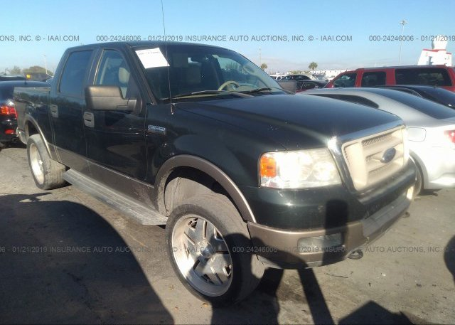 Inventory #239785534 2005 FORD F150