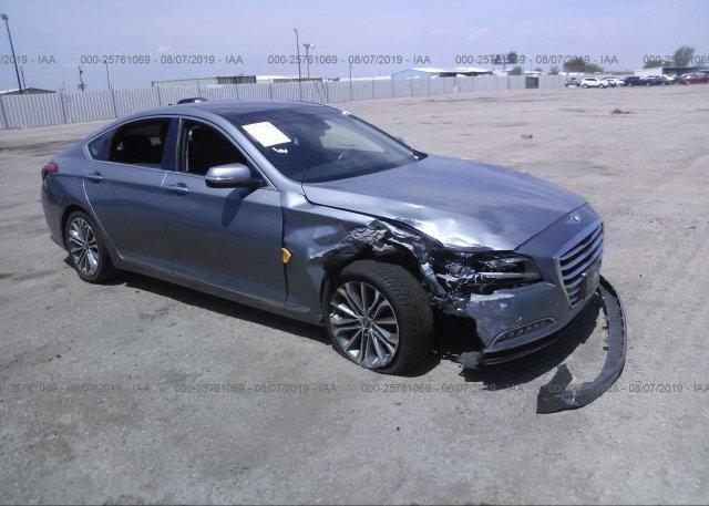 Inventory #448610727 2016 Hyundai GENESIS