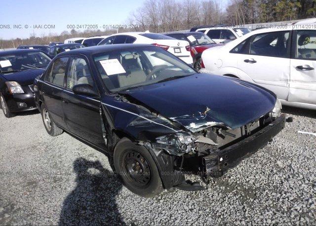 Inventory #857691550 1999 Chevrolet GEO PRIZM