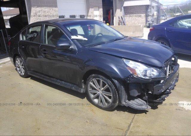 Inventory #871901184 2013 Subaru LEGACY