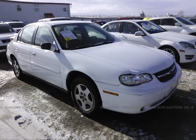 Inventory #838114634 2004 Chevrolet CLASSIC