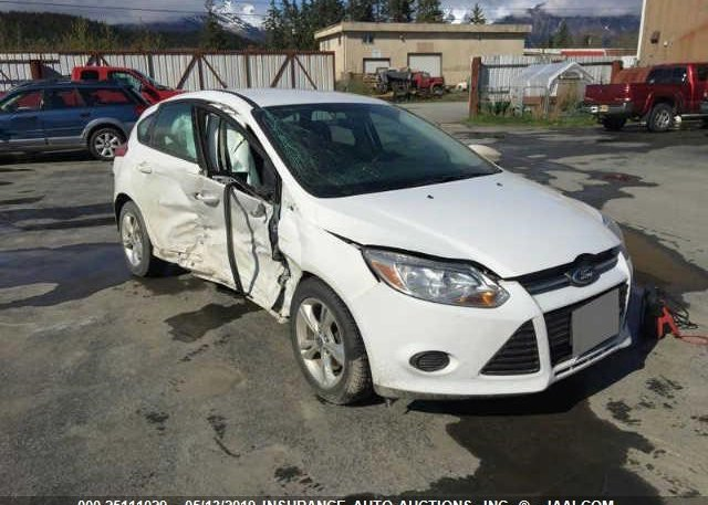 Inventory #919581409 2013 FORD FOCUS