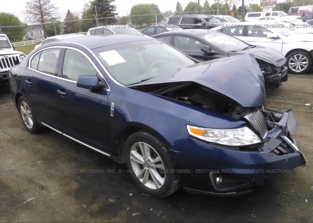 Inventory #197365919 2012 Lincoln MKS