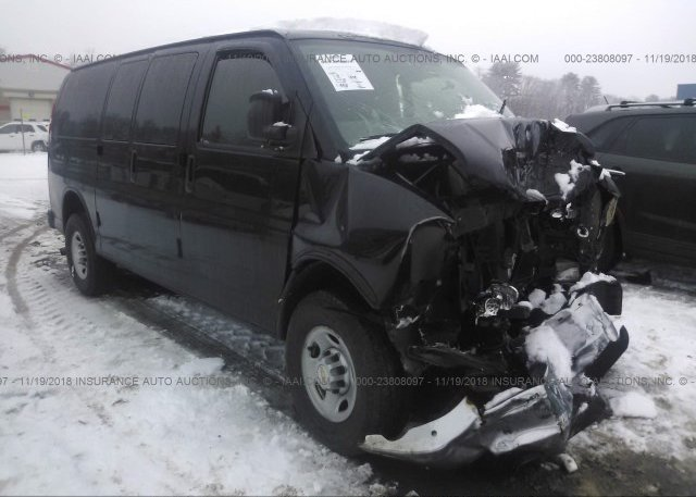 Inventory #970975550 2007 Chevrolet EXPRESS G3500