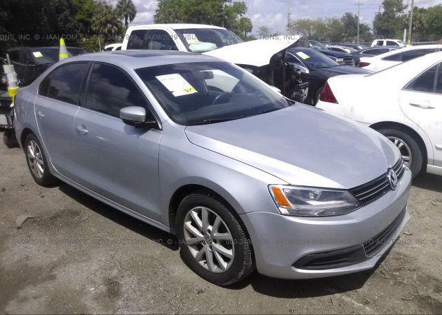 Inventory #868612540 2014 Volkswagen JETTA