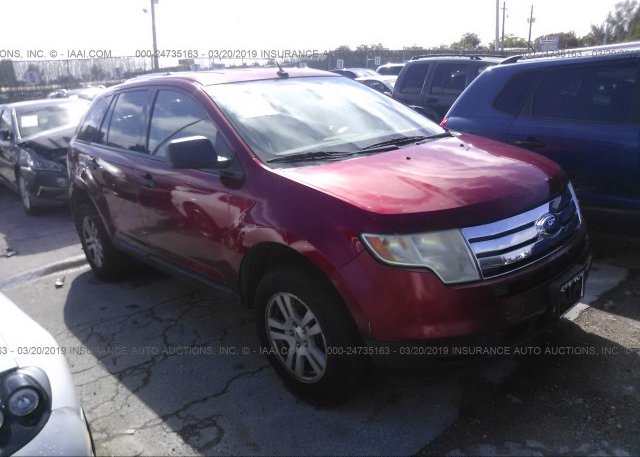Inventory #226949487 2007 FORD EDGE