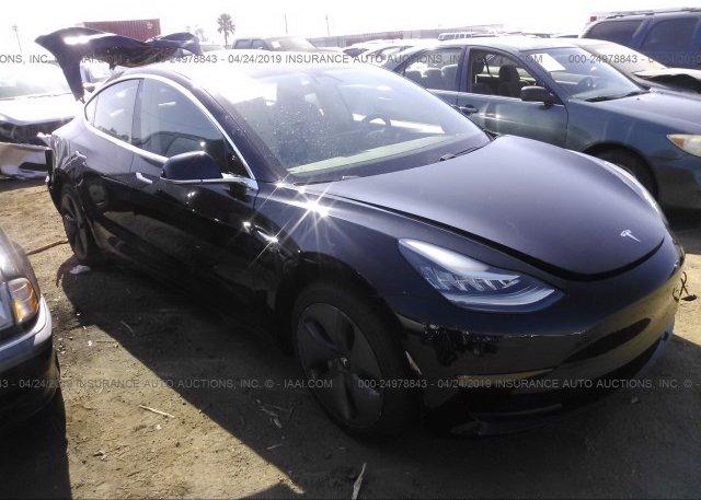 Inventory #753436161 2018 Tesla MODEL 3