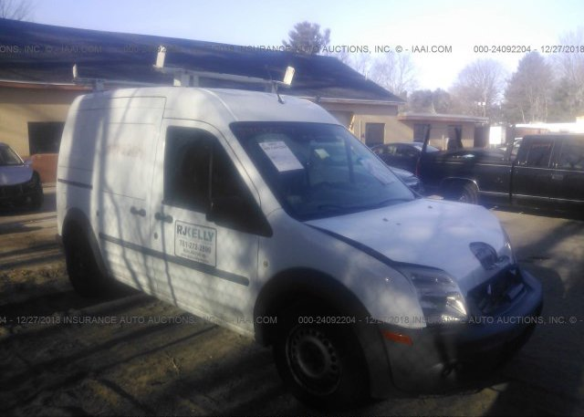Inventory #456545005 2012 FORD TRANSIT CONNECT