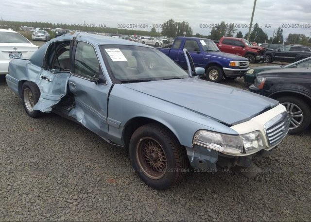 Inventory #644980746 1999 FORD CROWN VICTORIA