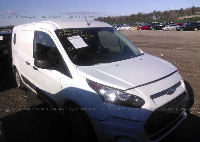 Inventory #726694608 2015 FORD TRANSIT CONNECT