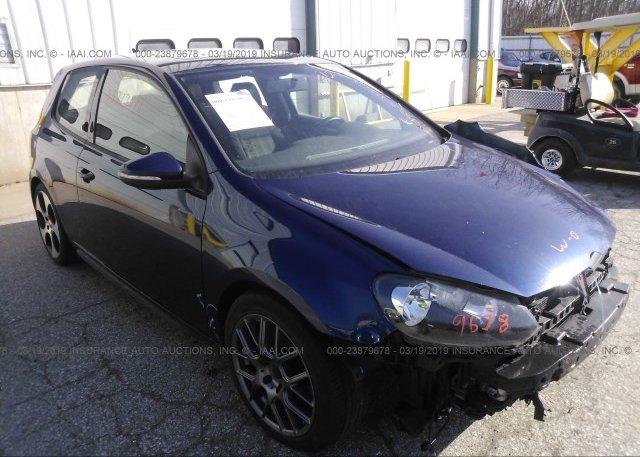 Inventory #292111307 2012 Volkswagen GTI