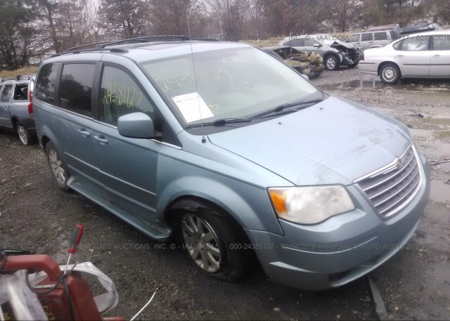 Inventory #518717501 2008 Chrysler TOWN & COUNTRY