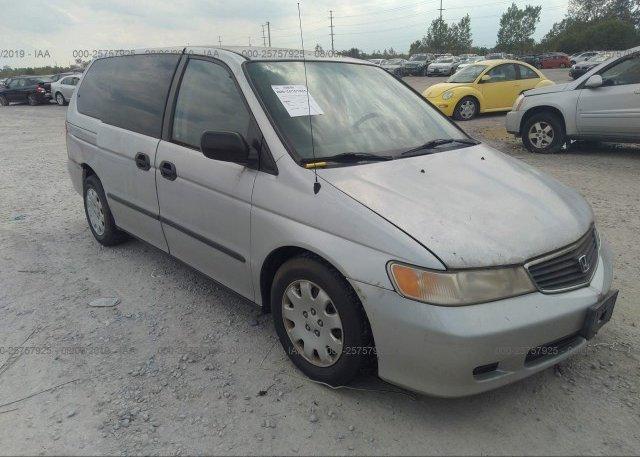 Inventory #563182698 2001 Honda ODYSSEY