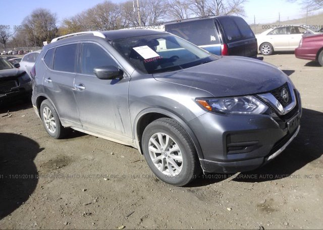 Inventory #970500093 2018 NISSAN ROGUE