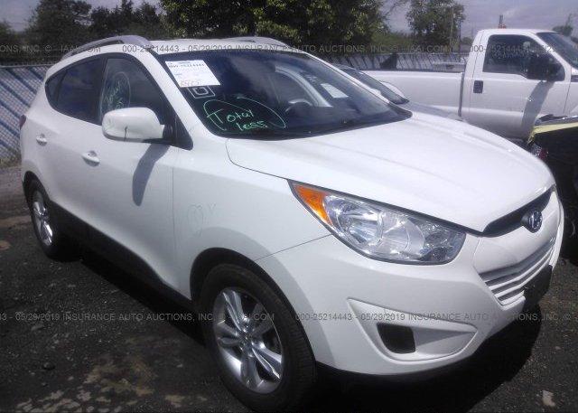 Inventory #836113570 2010 Hyundai TUCSON