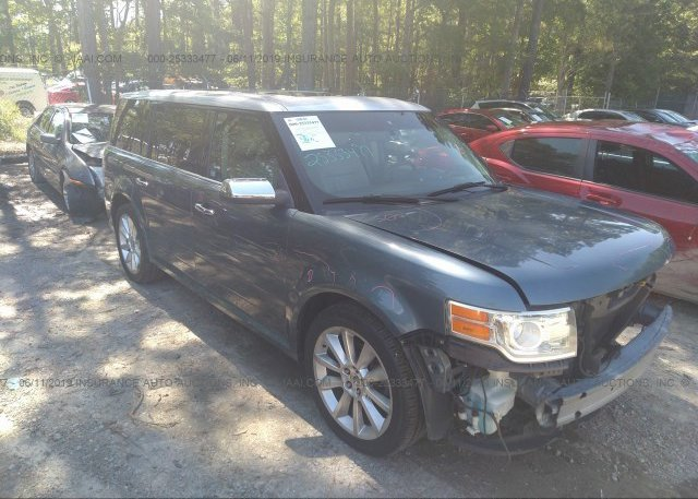 Inventory #929762420 2010 FORD FLEX