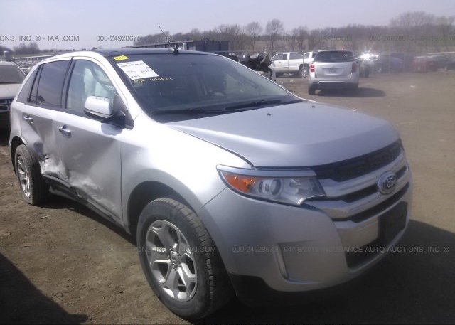 Inventory #477898477 2011 FORD EDGE