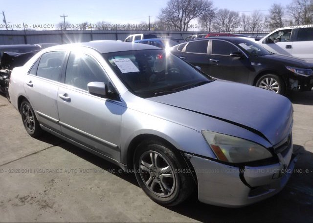 Inventory #865016447 2006 Honda Accord