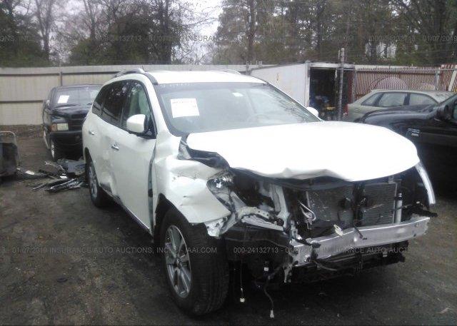 Inventory #416800796 2015 Nissan PATHFINDER