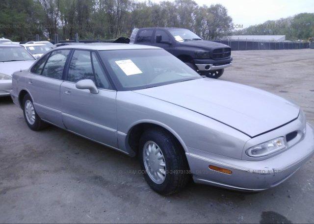 Inventory #640708488 1998 Oldsmobile 88