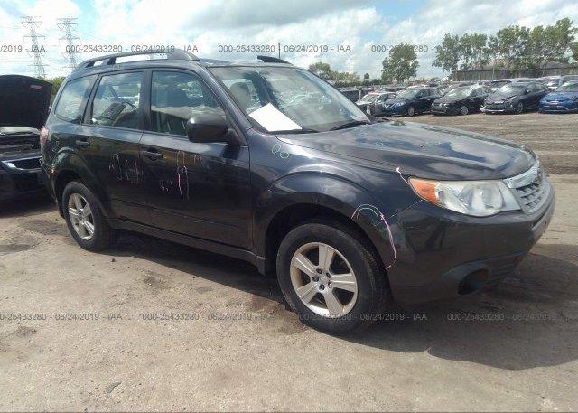 Inventory #463420887 2011 Subaru FORESTER