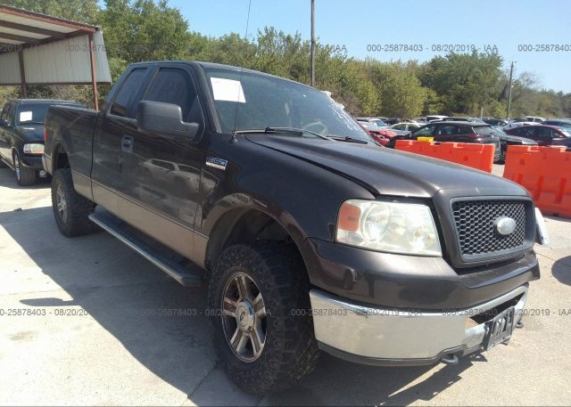Inventory #530233137 2006 FORD F150