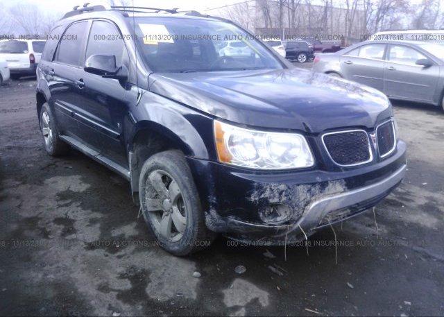 Inventory #593671471 2006 Pontiac TORRENT