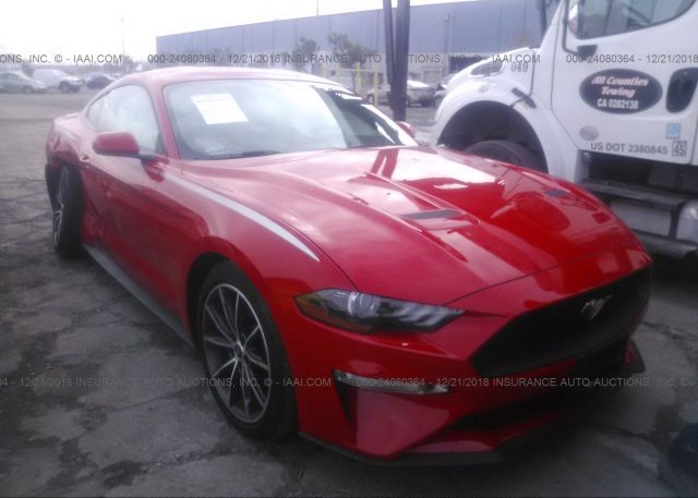 Inventory #597893975 2018 FORD MUSTANG