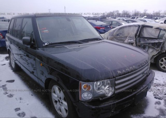 Inventory #896839434 2005 Land Rover RANGE ROVER