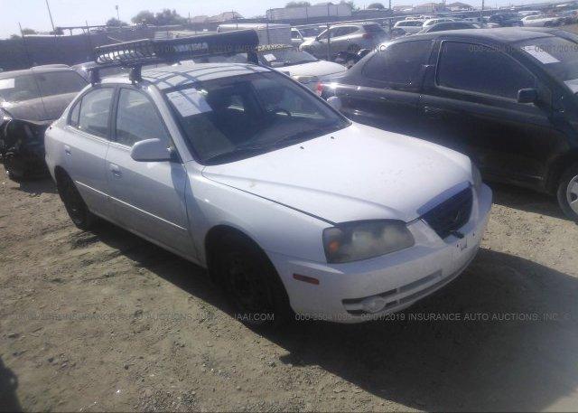 Inventory #840827603 2005 Hyundai ELANTRA