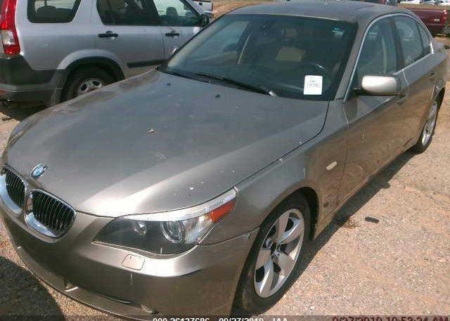 Inventory #458043671 2007 BMW 530