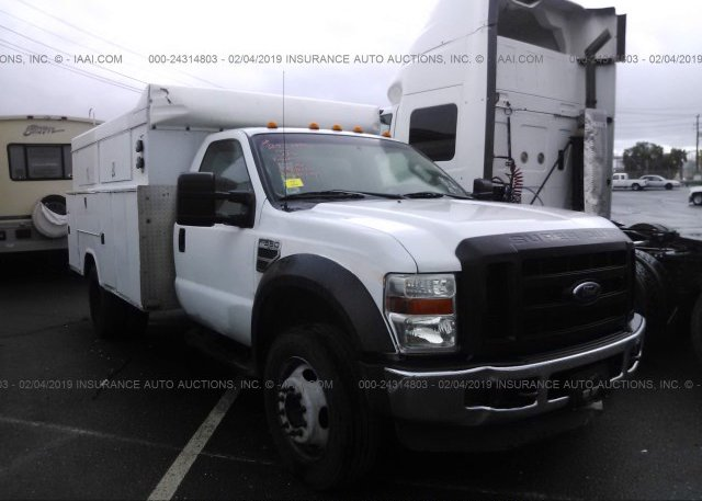 Inventory #888523249 2008 FORD F550