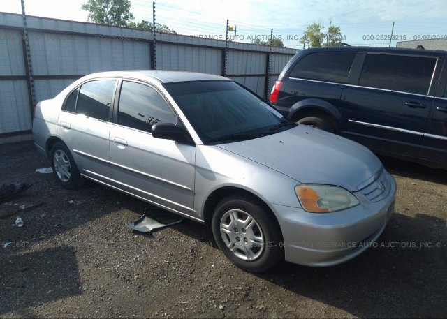Inventory #790210711 2002 Honda CIVIC