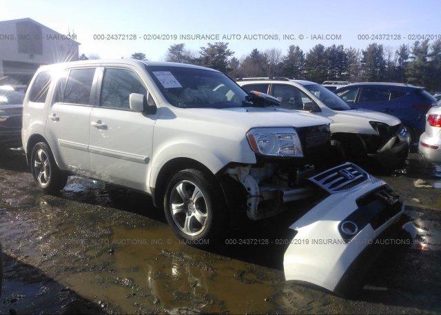 Inventory #326656983 2014 Honda PILOT