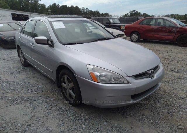 Inventory #813736632 2003 Honda ACCORD