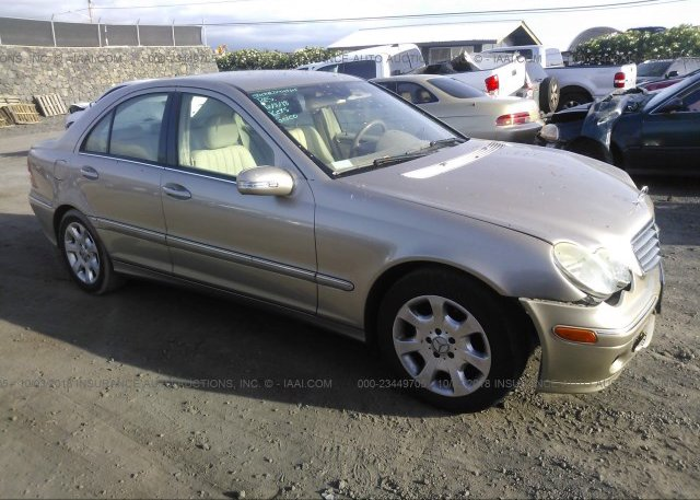 Inventory #611613779 2005 Mercedes-benz C