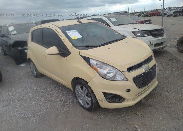 Inventory #588214437 2014 Chevrolet SPARK