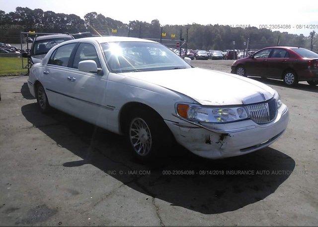 2lnbl8cv7bx764904 Mv 907a Black Lincoln Town Car At Medford Ny On