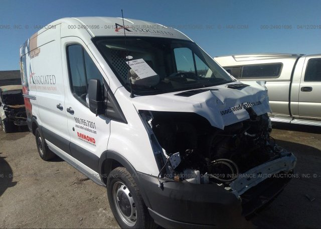 Inventory #588827843 2017 FORD TRANSIT