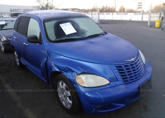 Inventory #731546375 2004 Chrysler PT CRUISER