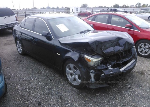 Inventory #168312011 2007 BMW 530