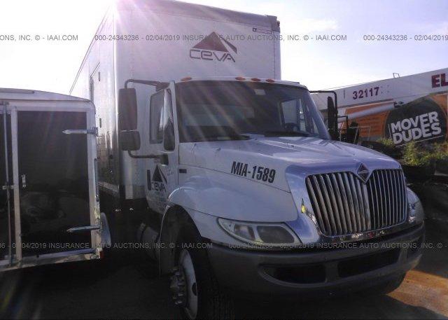 Inventory #516157205 2012 INTERNATIONAL 4000