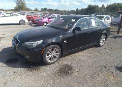 2009 BMW 535 - WBANV93509C133952 Right View