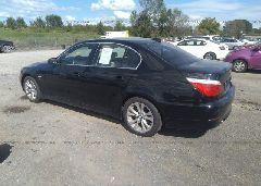 2009 BMW 535 - WBANV93509C133952 [Angle] View